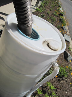 Rain barrels harvest water from the sky for use in your garden | by BayBackpack