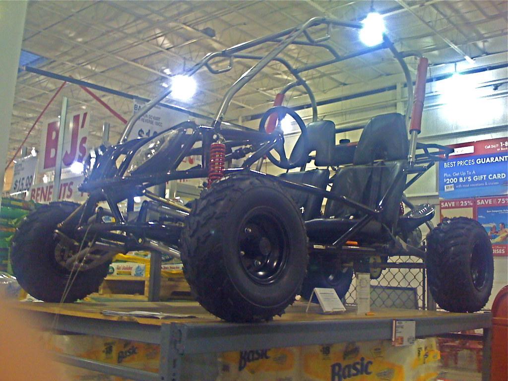 Go-Kart (based on Smart car?) | Saw this Baja Motorsports BR… | Flickr