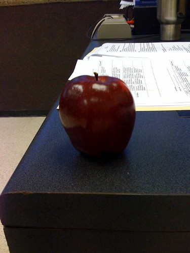 Teacher's apple | by Surface Core