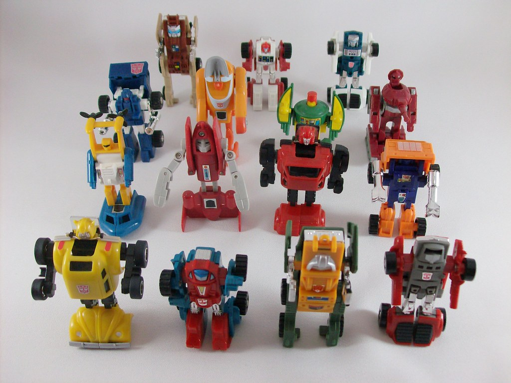 Toys For Minorities : Did gobots fail because transformers was better at lying