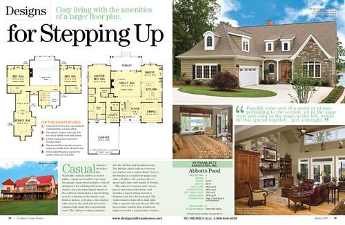 ... Designer Dream Homes Magazine Editorial Design | By Dmgatlanta Ideas