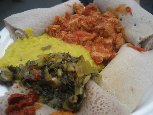Ethiopian cuisine charlottesville vegetarian festival for 3d cuisine bessines 79