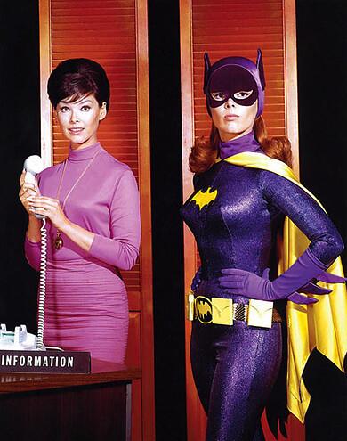 Image result for batgirl librarian