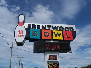OH Cincinnati - Brentwood Bowl | by scottamus