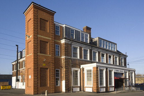 Crayford Town Hall - Rear | by Destinys Agent