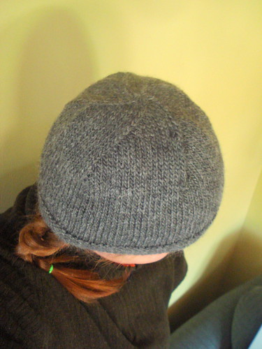 how to knit a hat | by MandyPowers