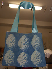 cyanotype purse | by andromeda*art