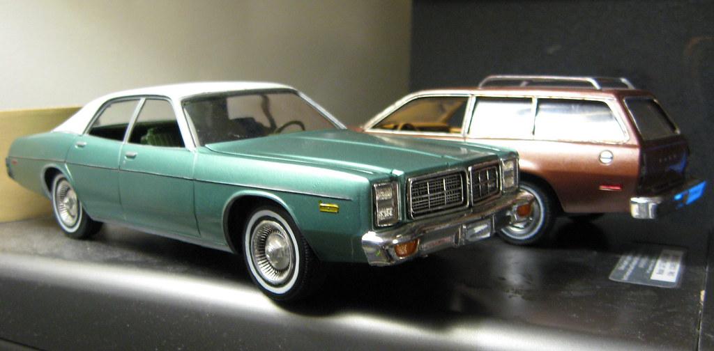 1977 Dodge Monaco  Older Joker Goon Car issue built facto  Flickr
