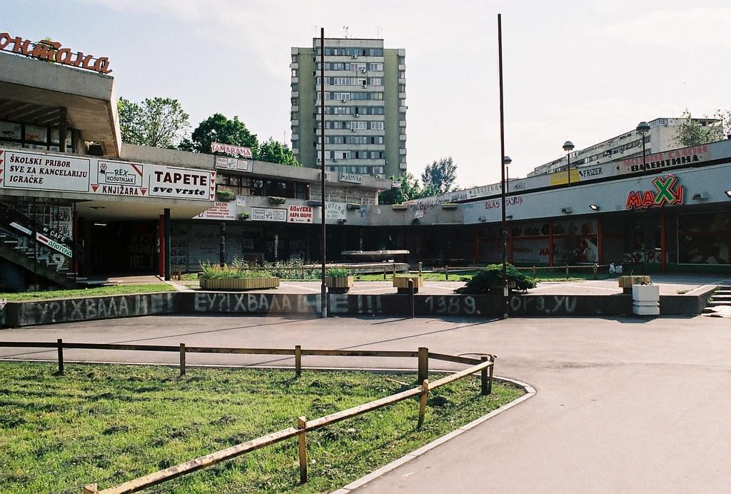 fontana novi beograd mapa Fontana, Novi Beograd | Community centre