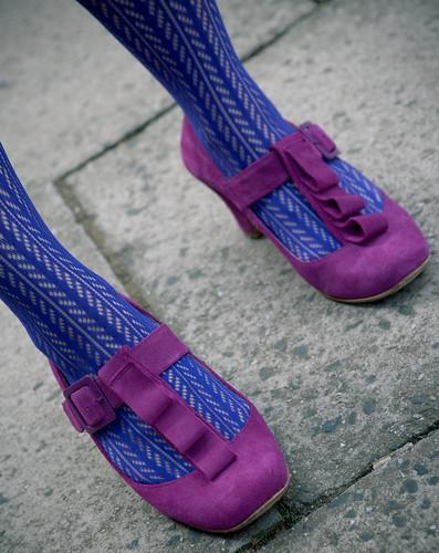 Purple Party Mix