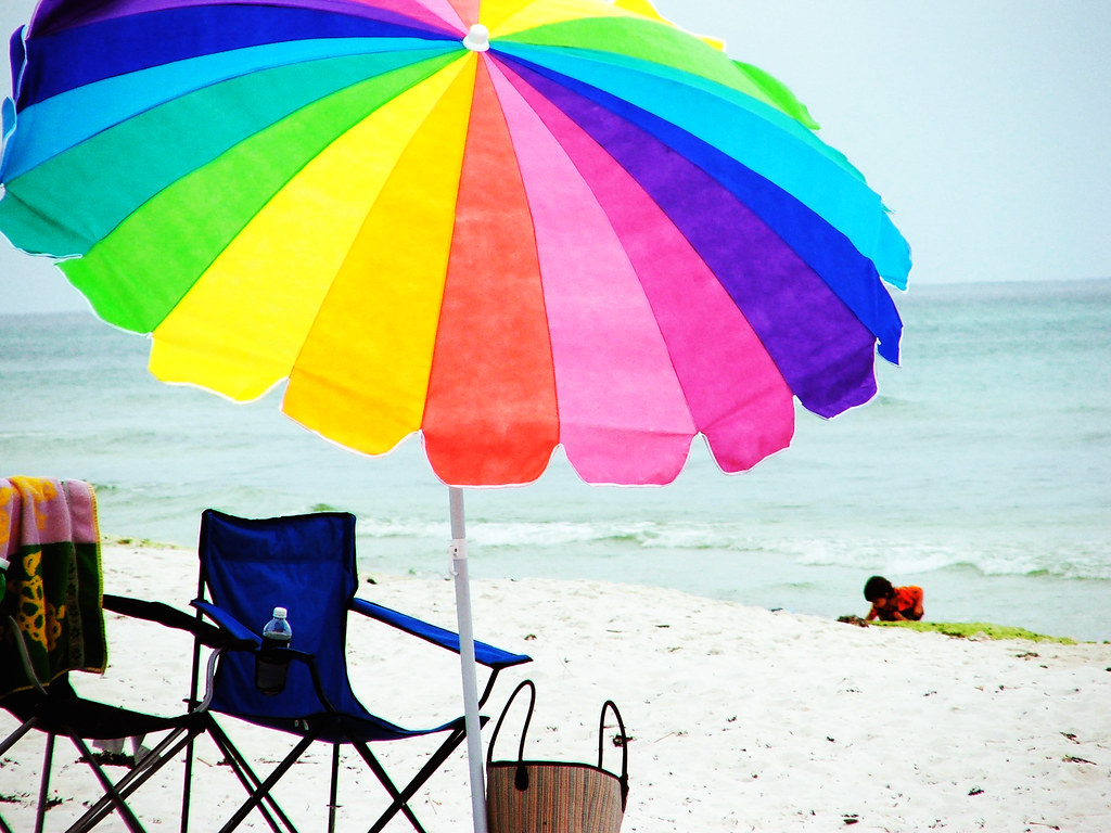 Beach Umbrella original