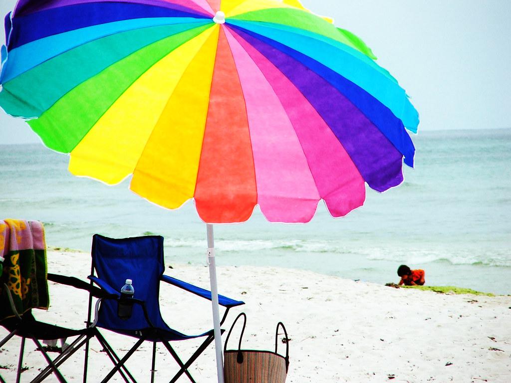 Beach Umbrella original