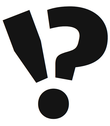 Interrobang | by Stewf