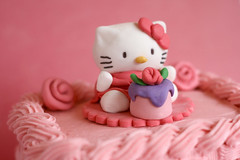 Hello Kitty Birthday Cake | by Bakerella