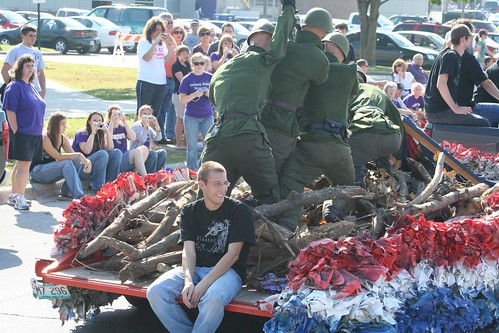 Homecoming Parade 2008 | by Southwest Baptist University