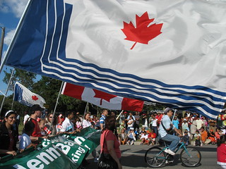 Scarborough Flag on Canada Day | by MTL ICQ
