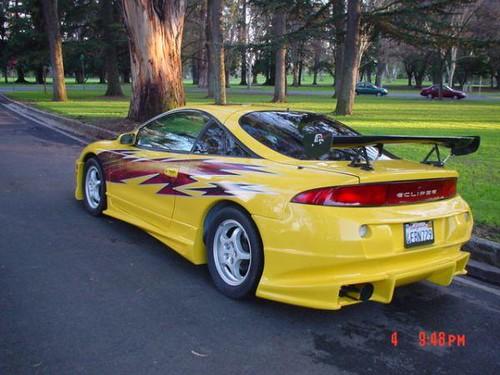 1999-Mitsubishi-Eclipse-yellow-B-640 | MAX BLITZ | Flickr