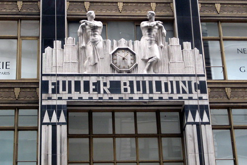 NYC: Fuller Building | by wallyg