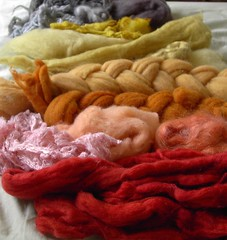 naturally dyed | by folktalefibers