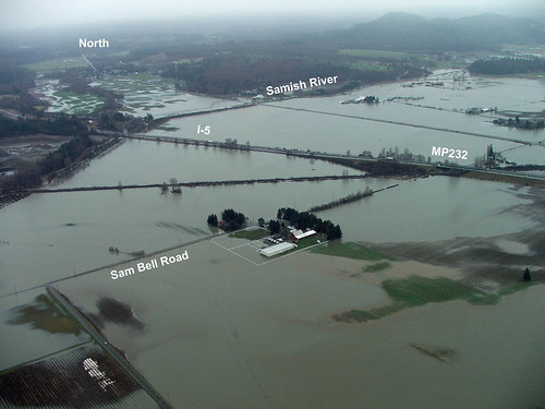 I-5 - Skagit County Flooding | by WSDOT