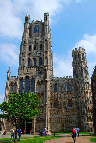 Ely Cathedral - A Towering Achievement | by antonychammond