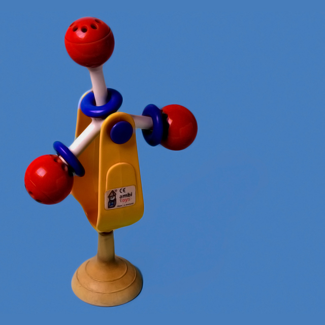 Ambi Toys 1978 Rota Rattle 1995 Ambi Toys Made In Holland Flickr