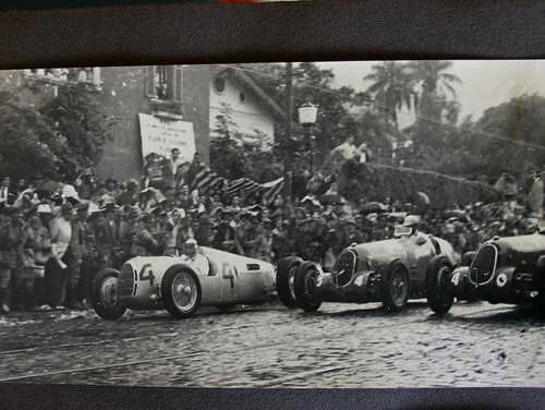 Circuito Da Gavea : Nos anos de disputas do circuito da gávea houve