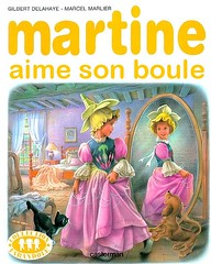 martine aime son boule | by tristao
