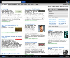 Cuil Search Results | by search-engine-land