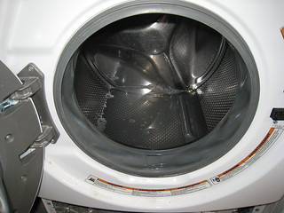 Water-logged Washer, Whirlpool Duet Sport Washer | by Zenzoidman