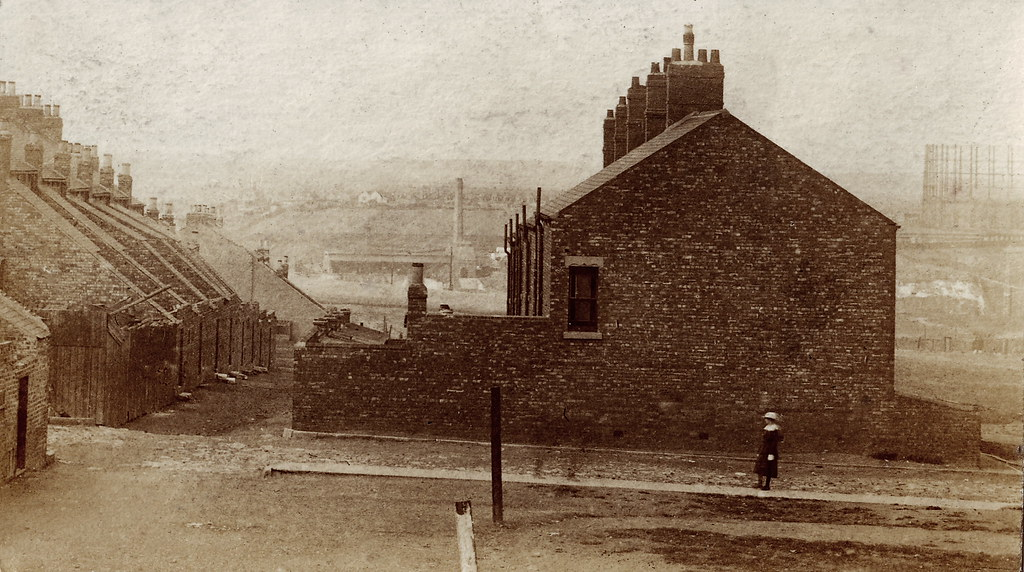 Old Pelaw Bottom end of King Street looking across to St A Flickr