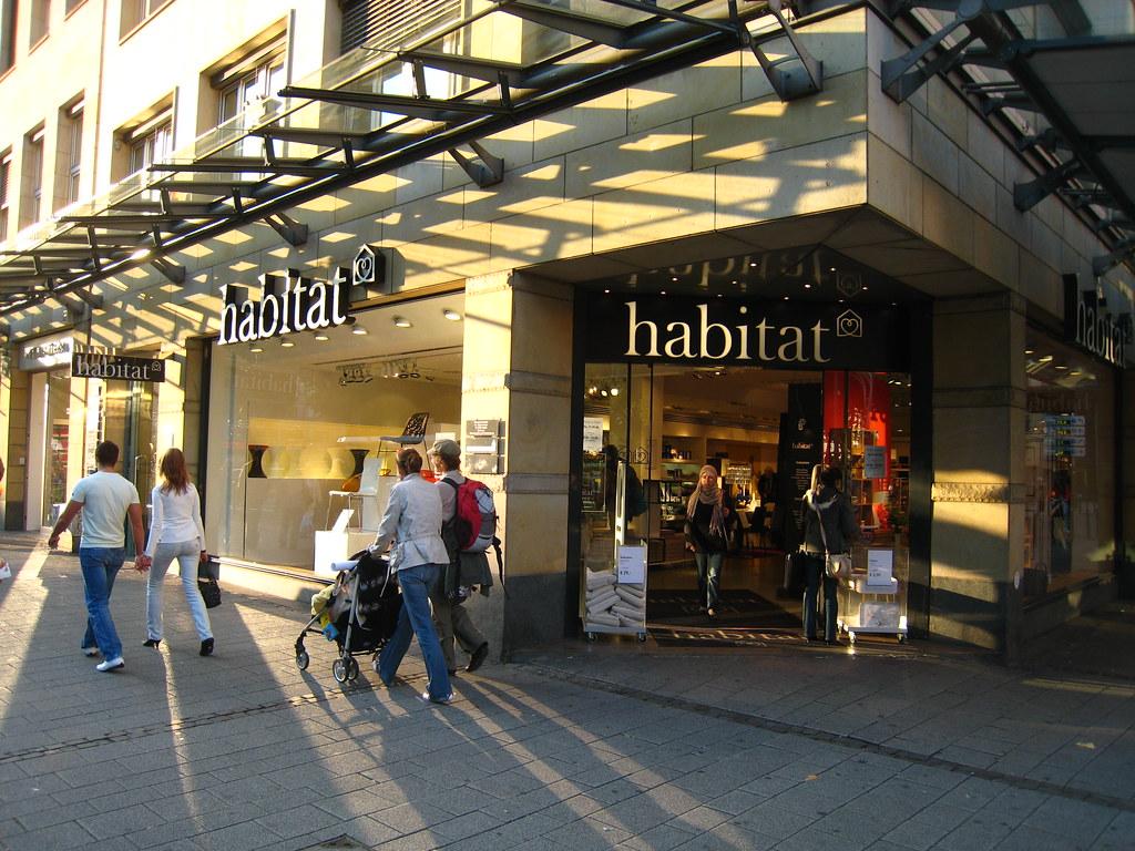 Habitat Düsseldorf habitat is ikea s upmarket store in germany i didn t flickr