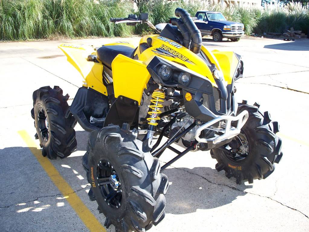 Image Gallery Lifted Can am
