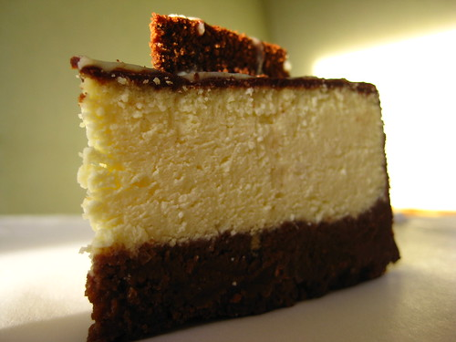 brownie cheescake | by pragiedruliai