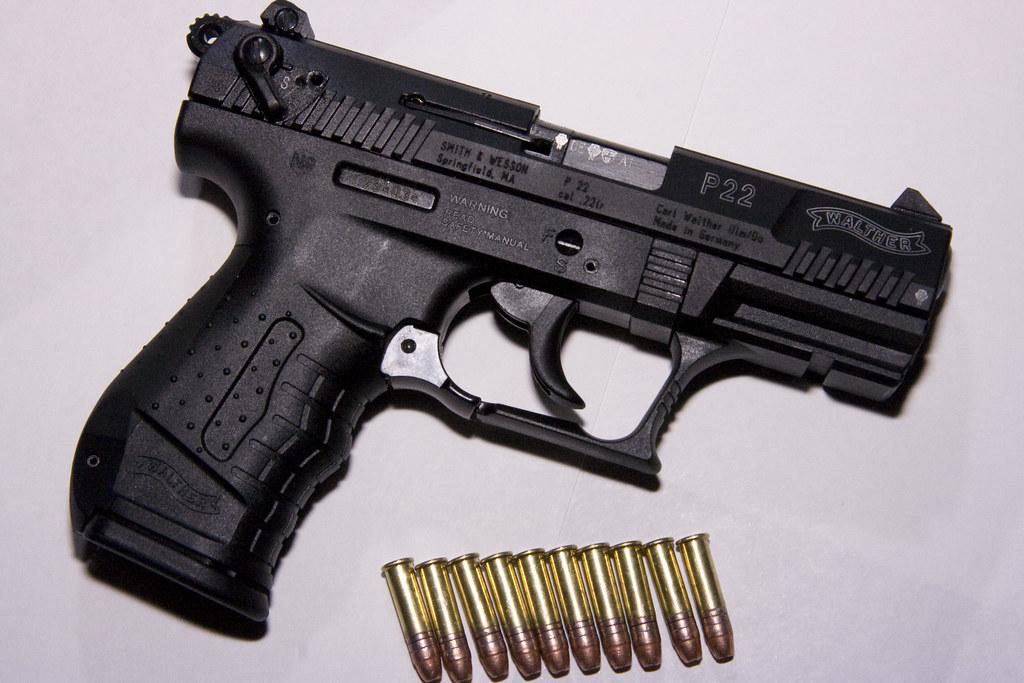 jenna s gun walther p22 i got this gun for jenna so she d flickr