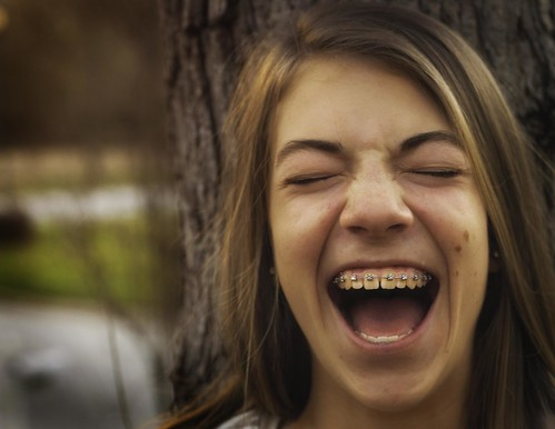 Tween girl laugh re-edit with matte | by GoodNCrazy