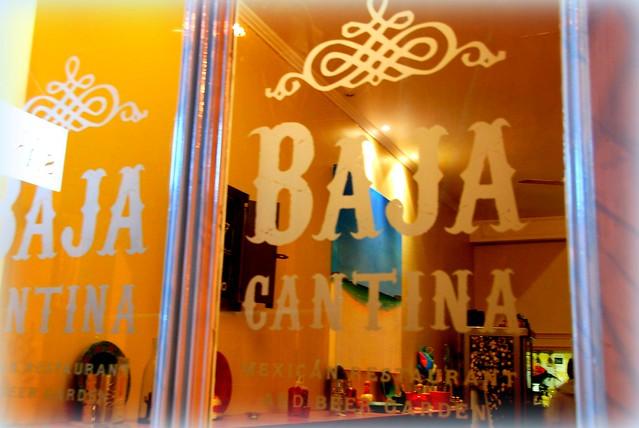 Baja Cantina Glebe