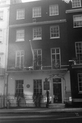 Haunted London - 50 Berkeley Square | The Most Haunted ...