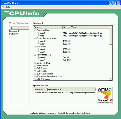 Amd Turion 64 X2 Tl 60 Driver Download