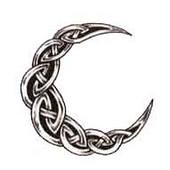 Waxing Moon Celtic Knot   dragonflower62   Flickr