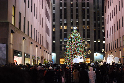 rockefeller center | by wolfsavard