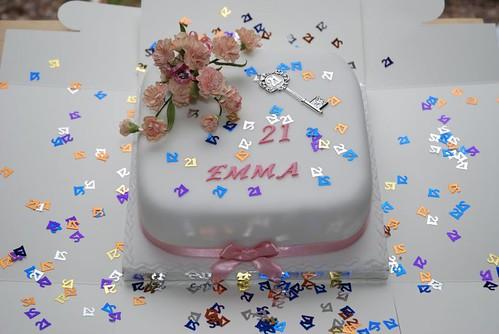 Birthday Cake Emma