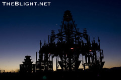 The Temple Basura Sagrada at Burning Man 2008 | by mr. nightshade