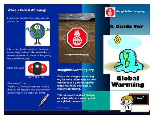 global warming introduction essay