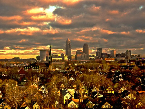 Cleveland Dawn | by DMCleveland