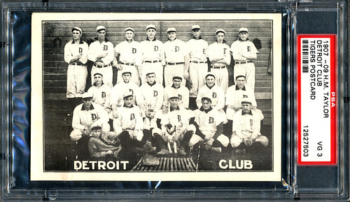 1907-09 HM Taylor Postcard PC 773-2 Detroit Club | by Jeffrey Lichtman