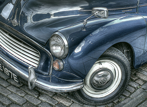 Morris Minor 1000 | by Chris Leithead