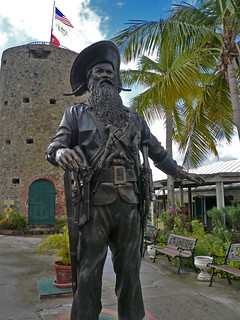 Blackbeard's Statue | by Bart Heird