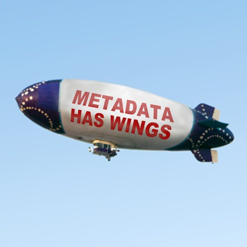 Metadata Has Wings | by Gideon Burton