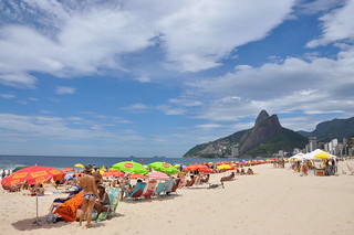 Mike Vondran, Ipanema Beach, Rio de Janeiro, Brazil January 3 2009. | by over_kind_man
